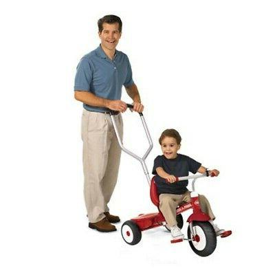 Radio Deluxe and Kids Outdoor Recreation Bike Tricycle,