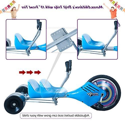 Merax Children's Big Wheel Machine Bike with Tire