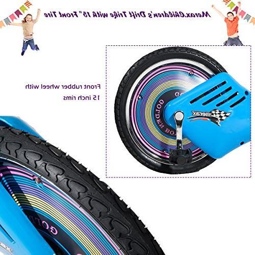 Merax Big Machine Bike Tire
