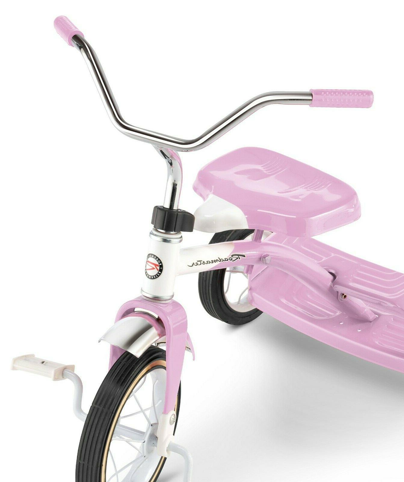 Roadmaster Tricycle Pink