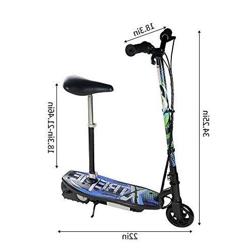 TOYEEKA Scooter Electric Toy Height