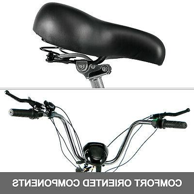 Adult Tricycle 250W Removable Lithium Battery