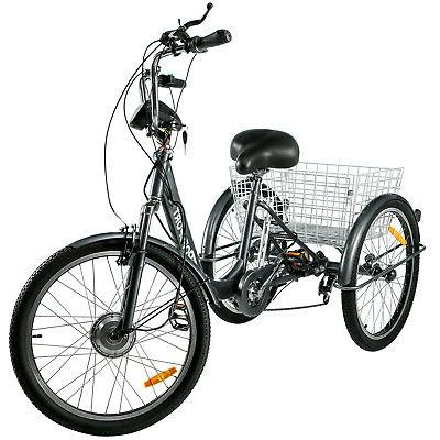 Adult Electric 250W Lithium Battery w/Basket