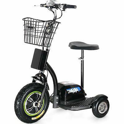 MotoTec Electric Trike 500w