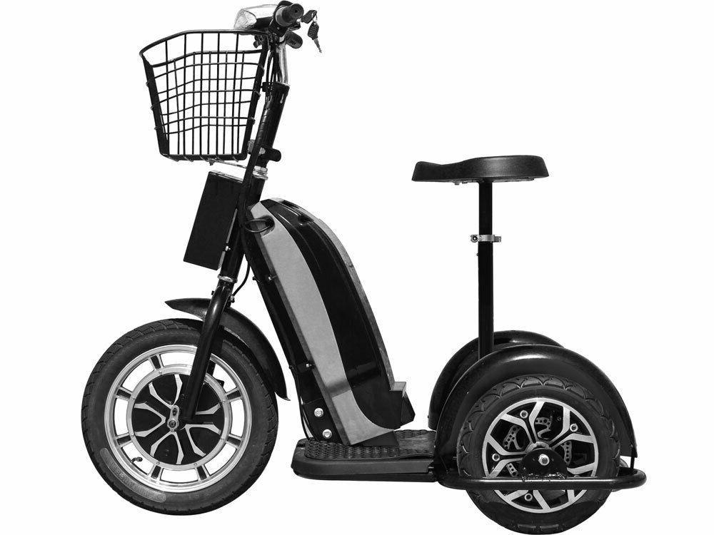 Electric Trike Scooter 800w MotoTec Bike Adult SHIPPING
