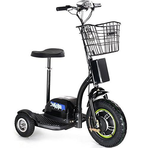 electric trike scooter light