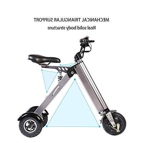 TopMate Mini Foldable 14KG with Speed Limit 3 Especially Suitable for Over 50 A