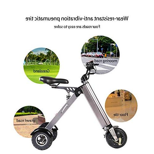 TopMate ES31 Electric Scooter Mini 14KG Speed Limit 3 Especially for Over On A