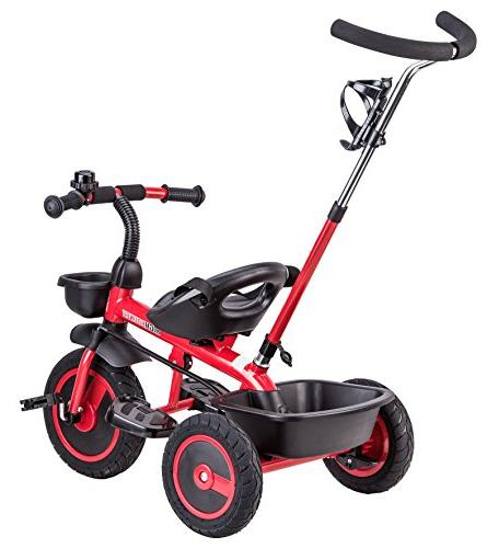 High Bounce Tall Tricycle