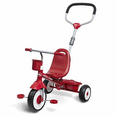 Radio 4-in-1 Stroll Infant Red