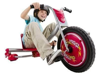 Razor Drifting Trike Red