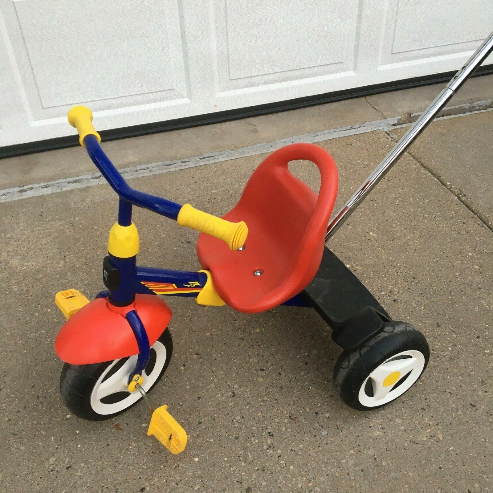 Kettler Tricycle and Push Bar in Germany