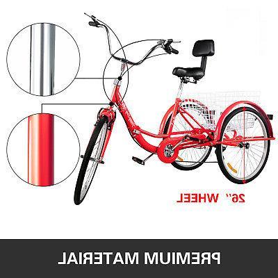 Foldable Adult Wheels Folding 7-Speed Wheel Bikes