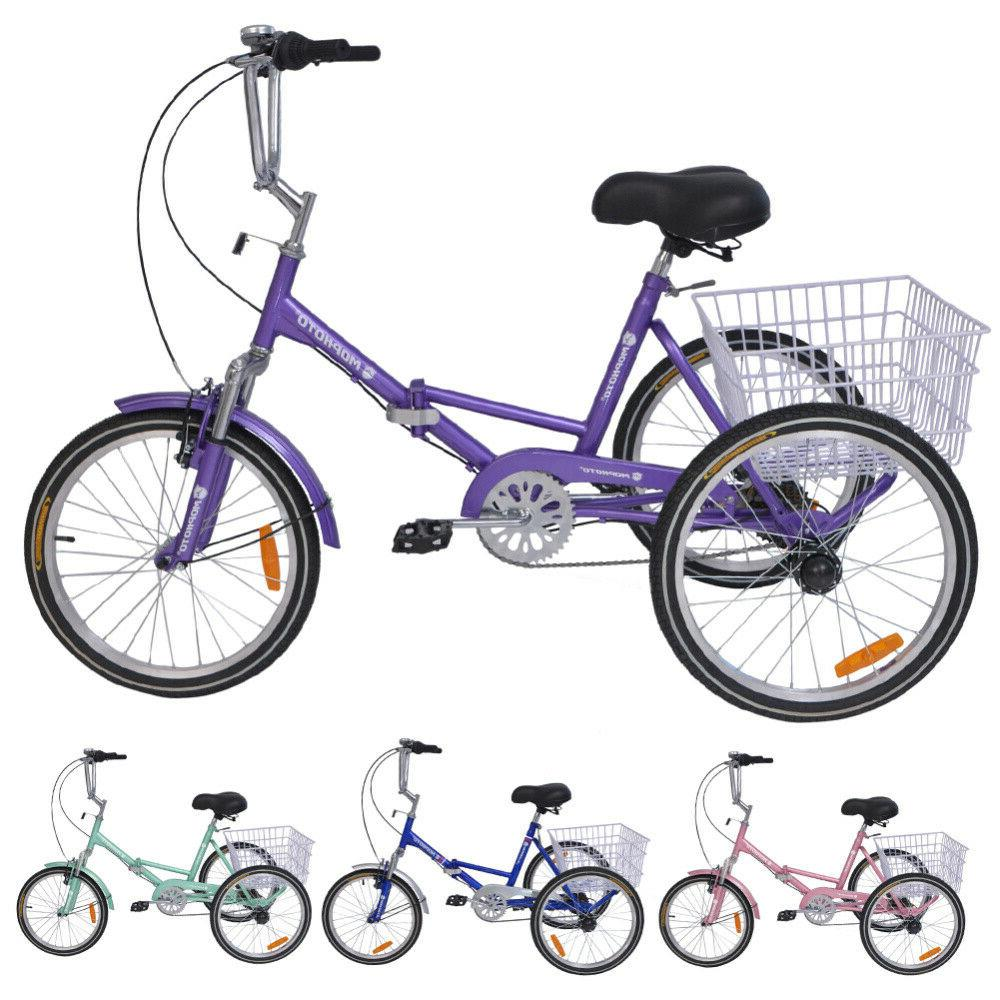 Kid 14/16inch folding 20inch 24/26inch Tricycle Bike