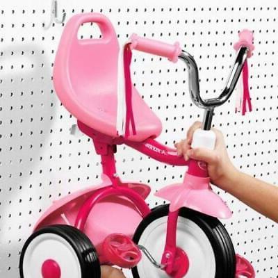 Folding Trike Pink