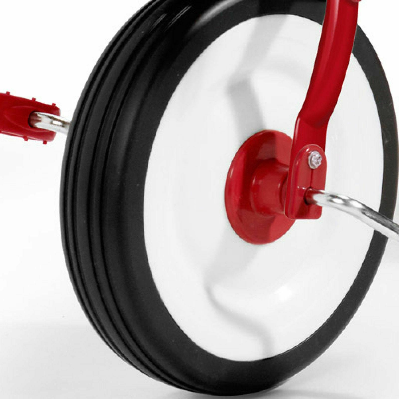 Radio Folding Red Bike Toddler Toy