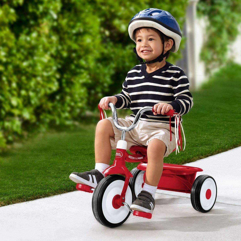 Folding Kids Toddler Child Ride On Garden