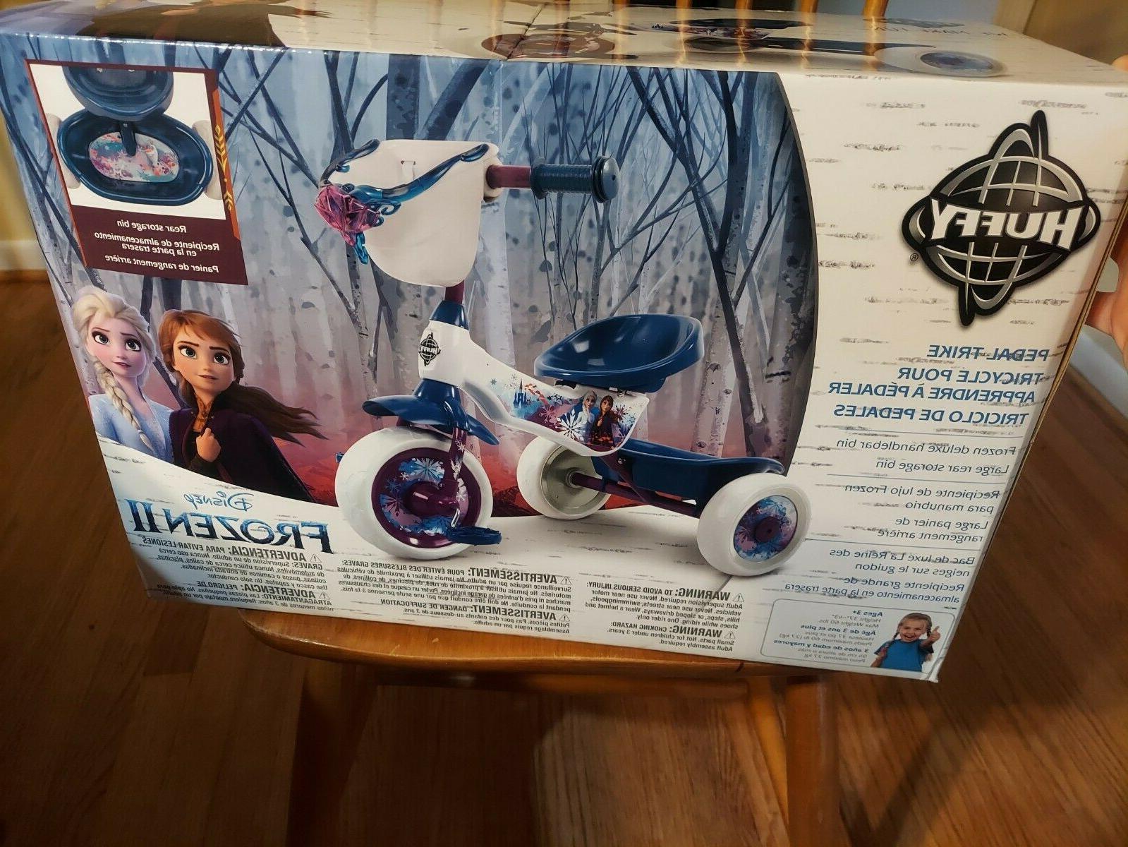 Huffy Frozen II Pedal Trike Anna