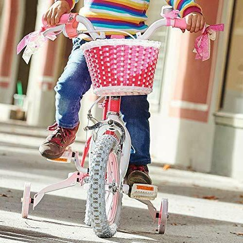 RoyalBaby Girls Bike 12 Inch Girl's Bicycle Assorted Colors