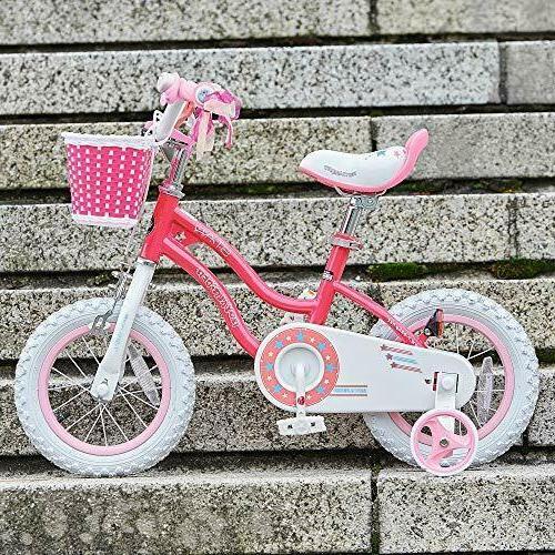RoyalBaby Girls Bike 12 Inch Assorted Colors