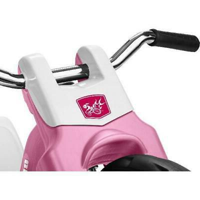 Girls Trike Big Wheels Pink Tricycle Toddler Outdoor Ride