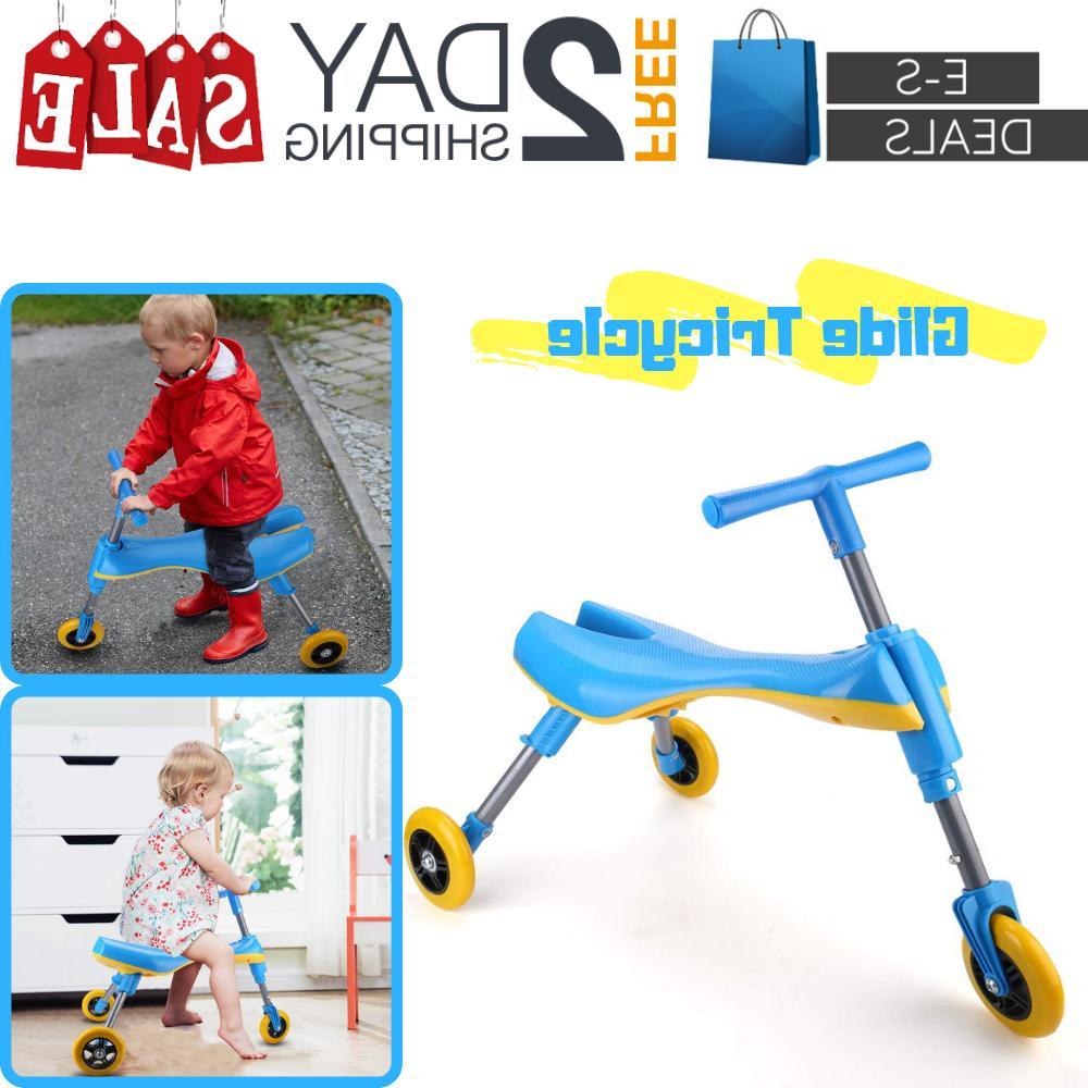 glide tricycle indoor trike outdoor bike toddler