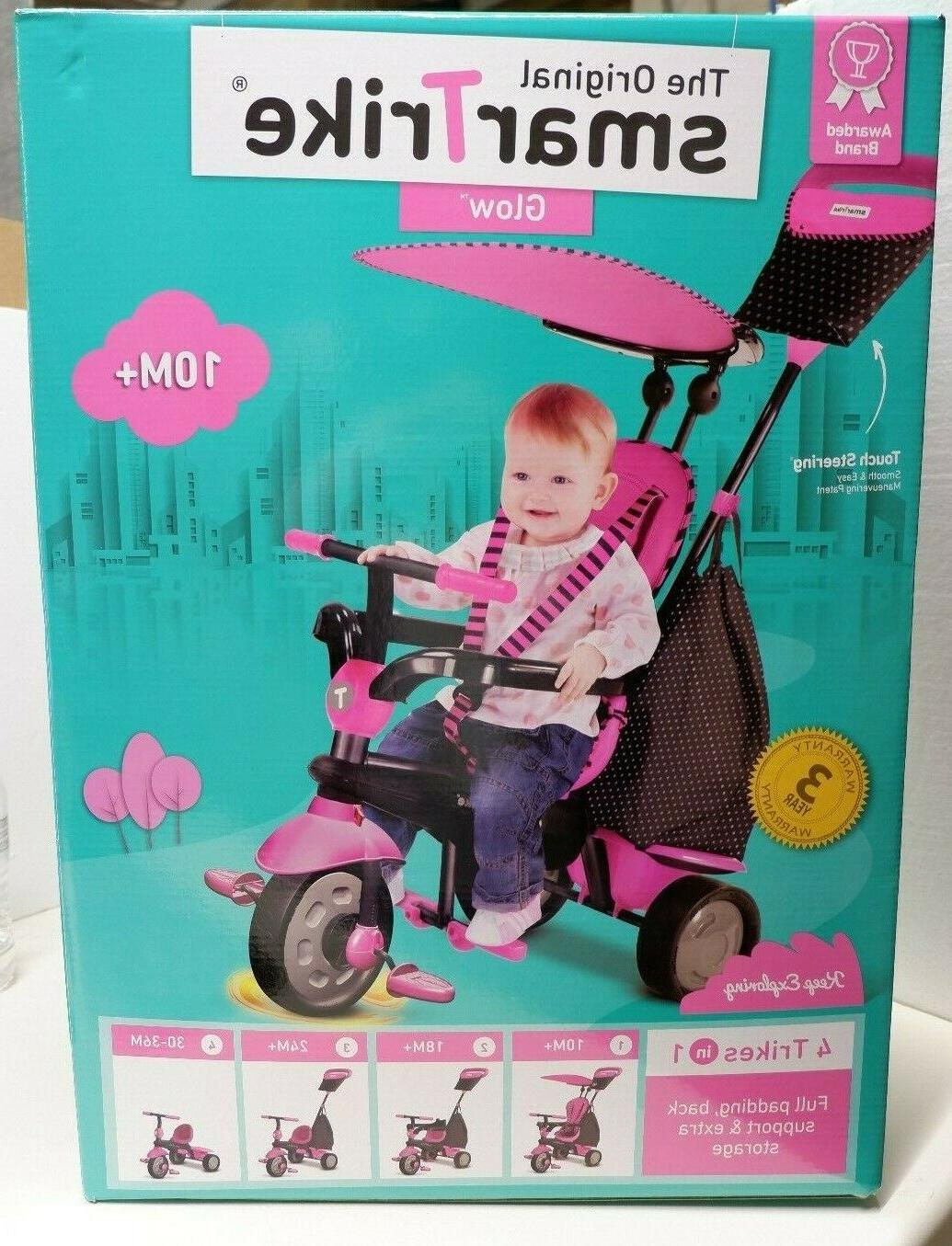 glow 4 in 1 tricycle toddler 10
