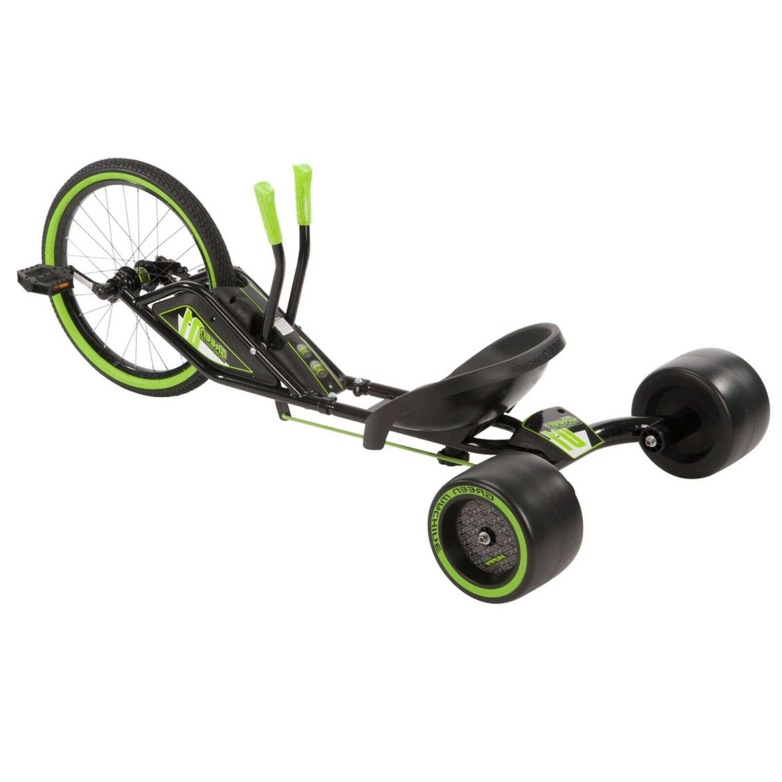 Huffy Green 3 Inch Wheel Powered
