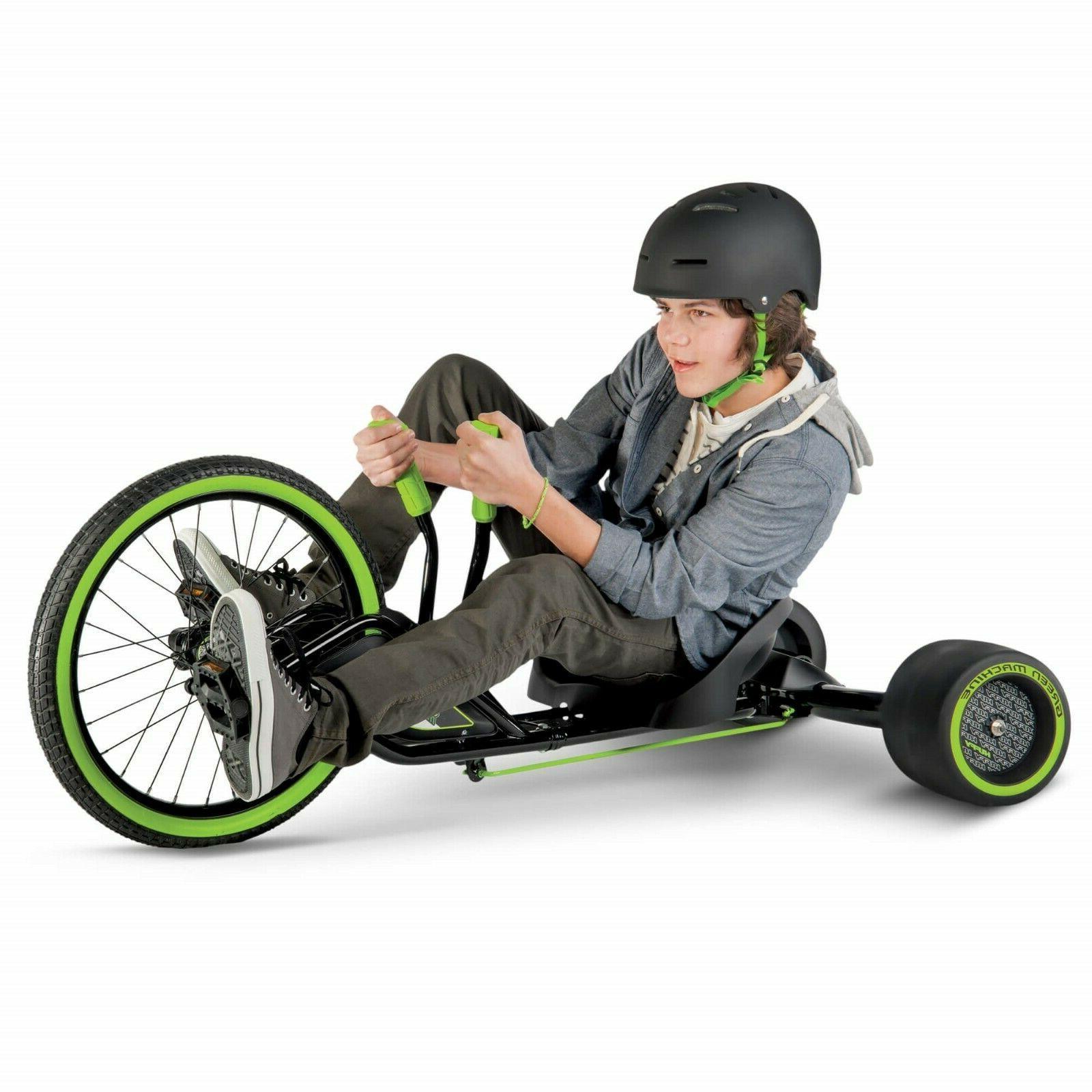 green machine rt 3 wheel tricycle 20