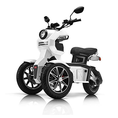 itank electrical tricycle dual