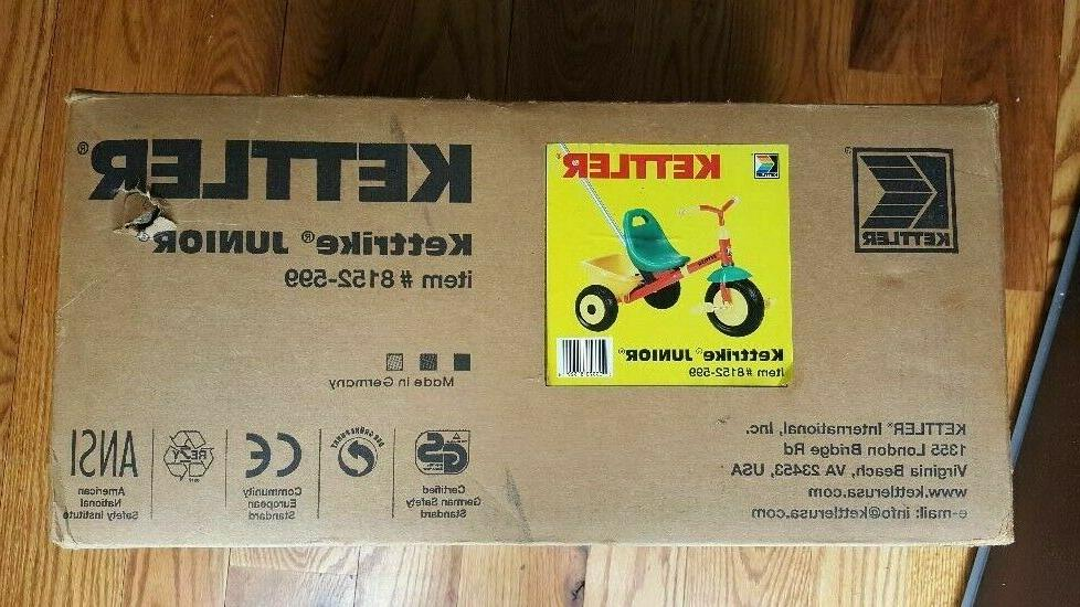 KETTLER Tricycle 8152 GERMANY