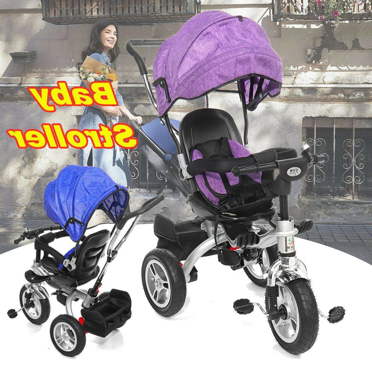 kids 4 in 1 ride 3 wheel