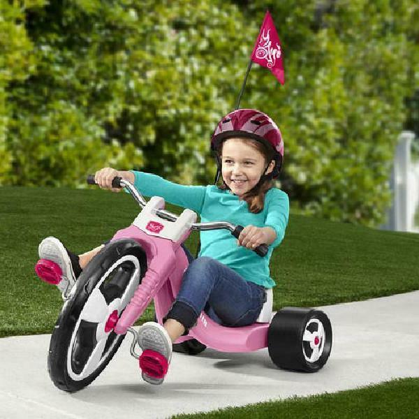 Kids Trike Chopper Tricycle Sport Wheeler