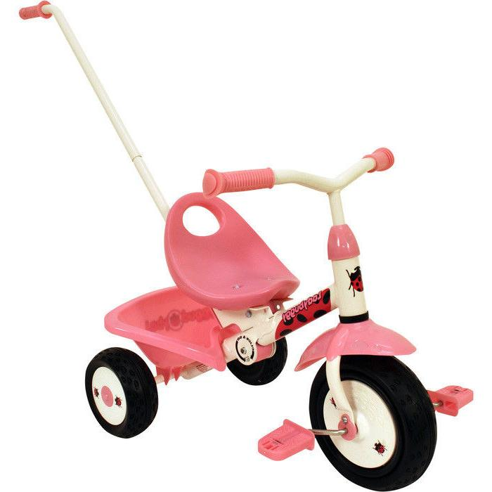 kids girls pink bike kiddi o fold