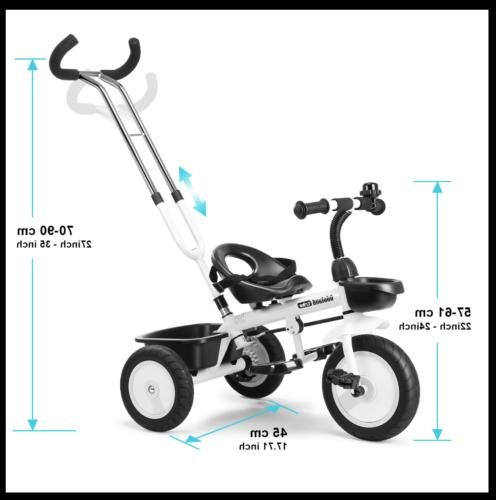 Kids Stroller +Push Handle For Old