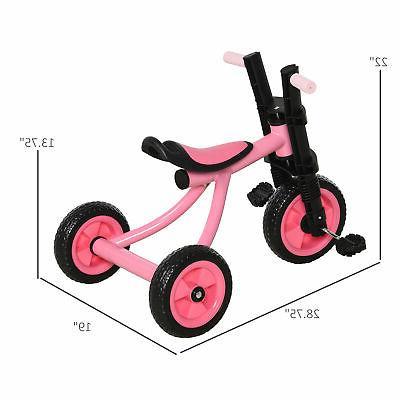 Kids 3 Toddler Trikes for Girls Pink