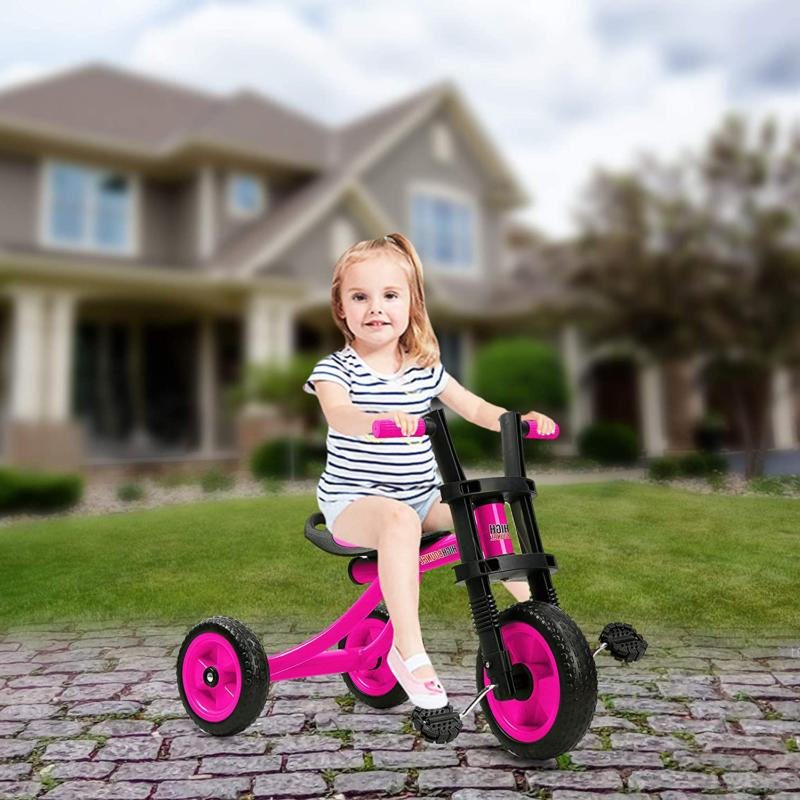High Tricycle - Extra Wheel Toddlers