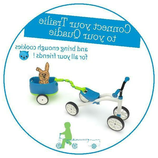 Kids' Tricycles Chillafish Grow with Me lightweight