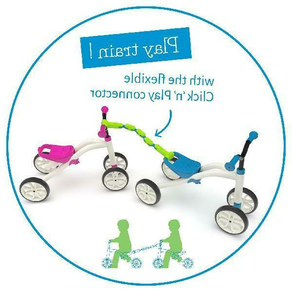 Kids' Tricycles Quadie Grow lightweight