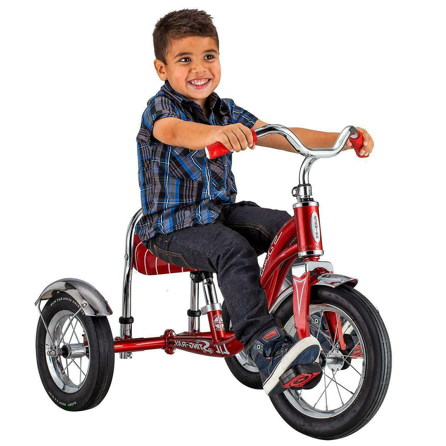 SCHWINN LIL STING-RAY RED
