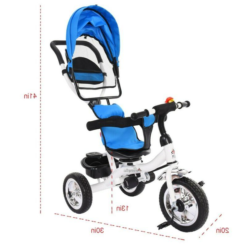 Baby Tricycle Bike Toddler On Learning