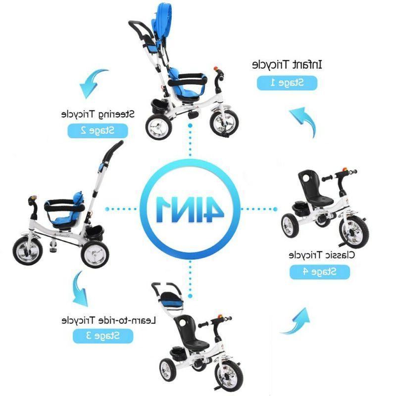 Baby Stroller 2 Years Old Kid Bike Bicycle Ride