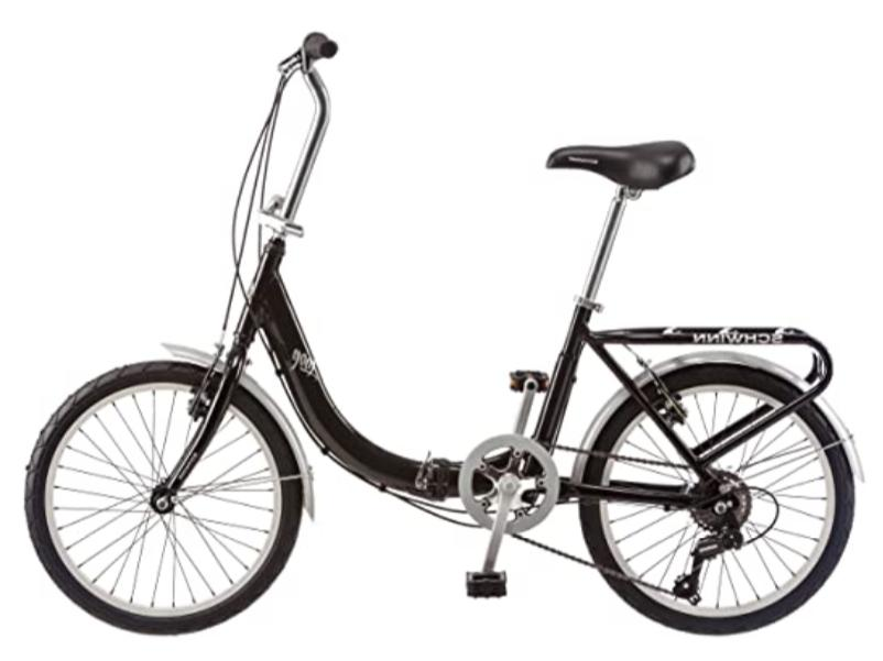 loop folding bike