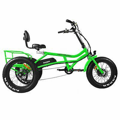 Addmotor M-360 Trike 750W Beach Semi-Recumbent Bike