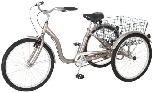 Meridian Tricycle - Silver