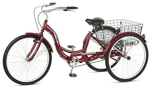 Schwinn Meridian Tricycle Bike/Bicycle