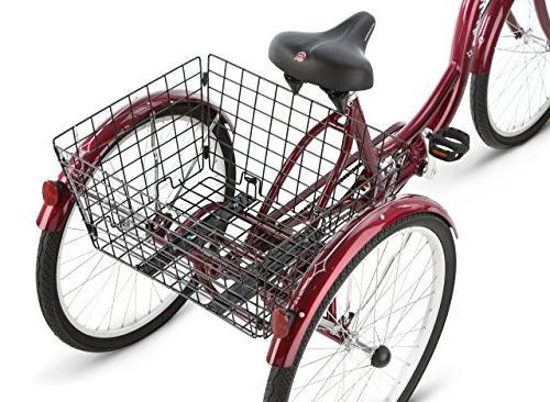 "Schwinn 26"" Meridian Cruiser Tricycle"