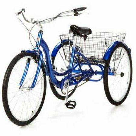 Schwinn Size Adult Size Bike Trike