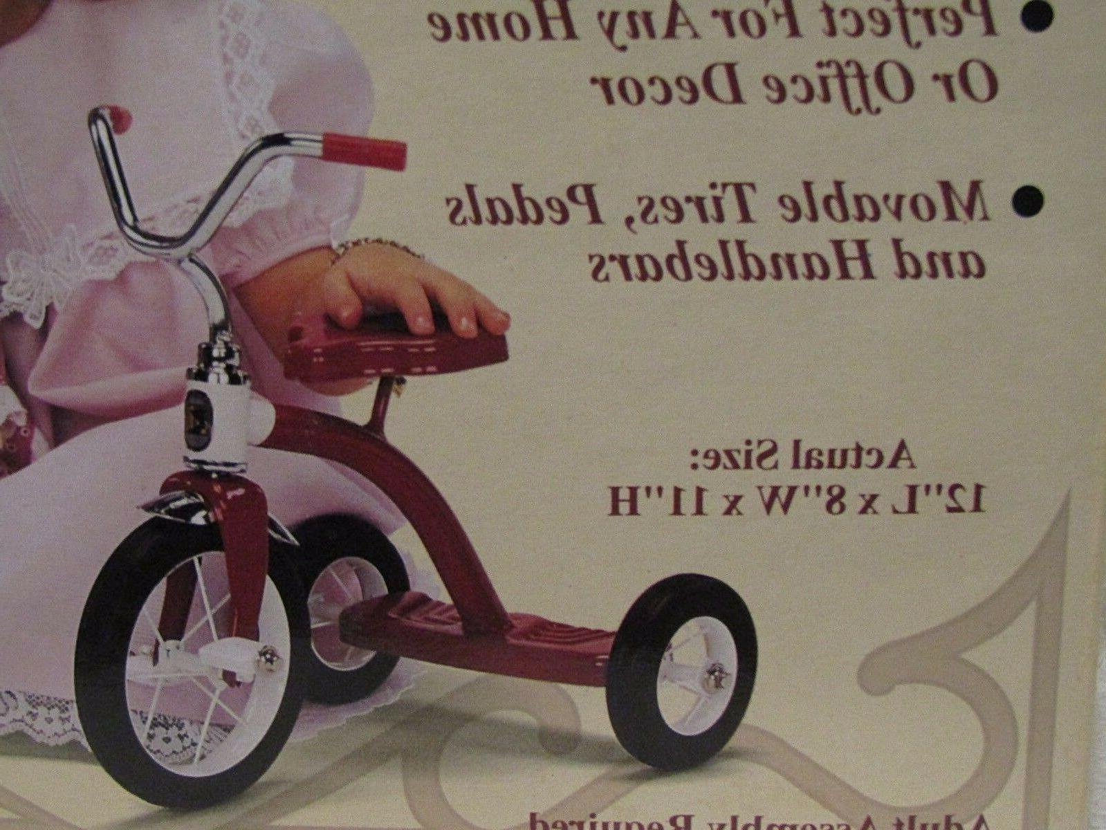 Miniature TRICYCLE The Original Little R6703T