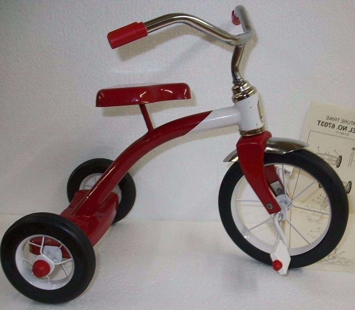 miniature tricycle the original little red trike